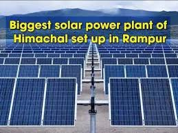 Know What is Solar Power Policy in Himachal Pradesh
